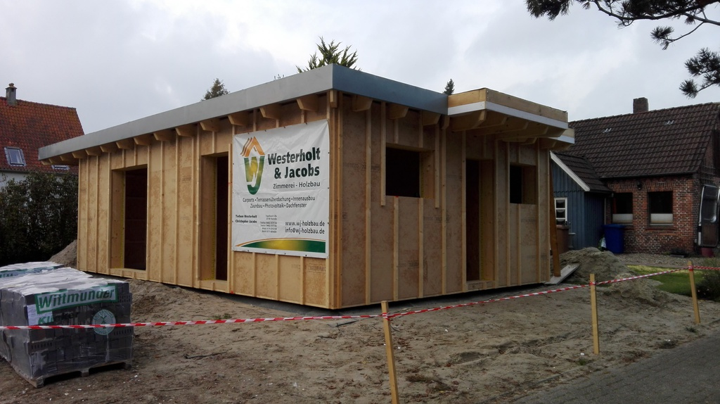 Westerholt & Jacobs GbR - Holzrahmenbau